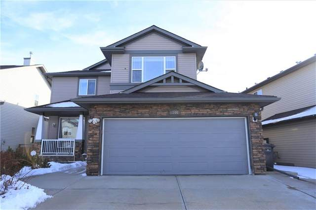 144 Hawkmere Way, Chestermere, AB T1X 0C8 (#C4288400) :: Redline Real Estate Group Inc
