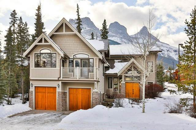 216 Miskow Close, Canmore, AB T1W 3G7 (#C4288434) :: The Cliff Stevenson Group