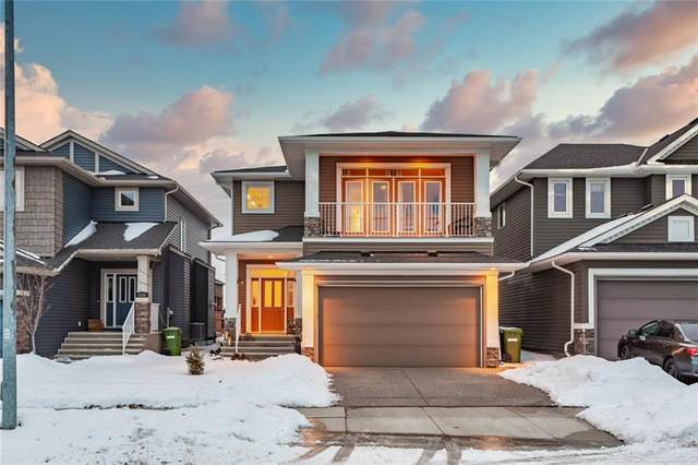 1329 Ravenswood Drive SE, Airdrie, AB T4A 0L7 (#C4288453) :: The Cliff Stevenson Group