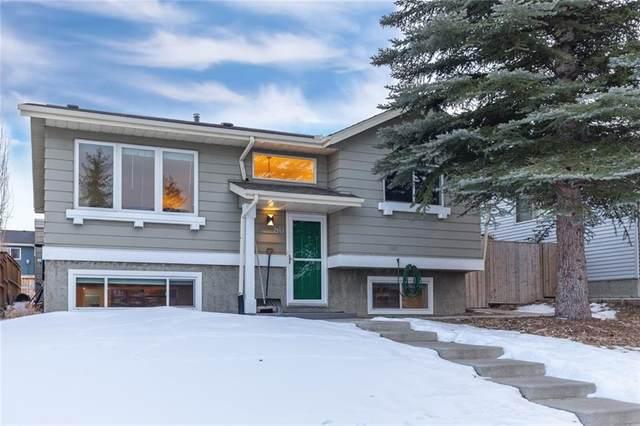 80 Macewan Park Road NW, Calgary, AB T3K 3E9 (#C4288464) :: The Cliff Stevenson Group