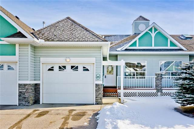 1008 Woodside Way NW #41, Airdrie, AB T4B 2T8 (#C4288500) :: Redline Real Estate Group Inc