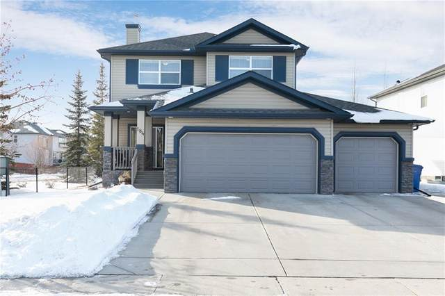 184 West Creek Boulevard, Chestermere, AB T1X 1P5 (#C4288509) :: Redline Real Estate Group Inc