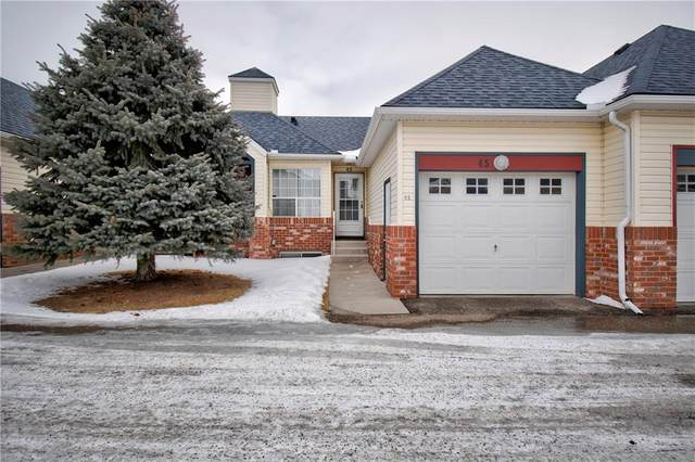 12 Woodside Rise NW #45, Airdrie, AB T4B 2L3 (#C4288516) :: Redline Real Estate Group Inc
