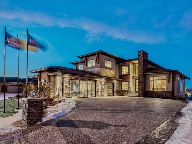 70 Cimarron Estates Drive, Okotoks, AB T1S 0R2 (#C4288537) :: The Cliff Stevenson Group
