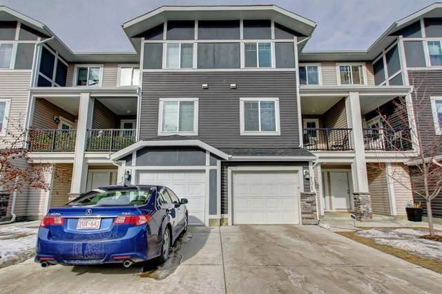 300 Marina Drive #101, Chestermere, AB T1X 0P6 (#C4288561) :: Redline Real Estate Group Inc