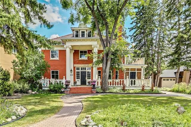 1415 Prospect Avenue SW, Calgary, AB T2T 0X7 (#C4288570) :: The Cliff Stevenson Group