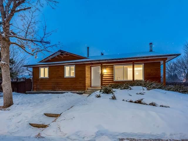392 Whiteridge Crescent NE, Calgary, AB T1Y 2Z1 (#C4288589) :: The Cliff Stevenson Group