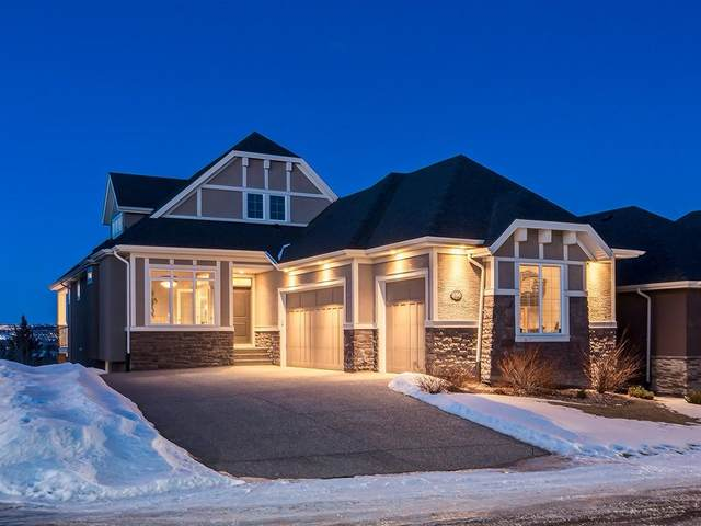 250 Valley Pointe Way NW, Calgary, AB T3B 5W9 (#C4288597) :: The Cliff Stevenson Group