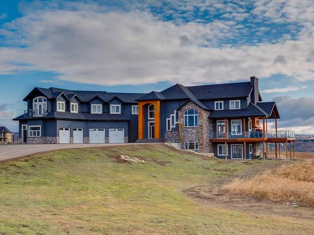 31196 Township Road 251A, Rural Rocky View County, AB T3Z 1E6 (#C4288605) :: The Cliff Stevenson Group