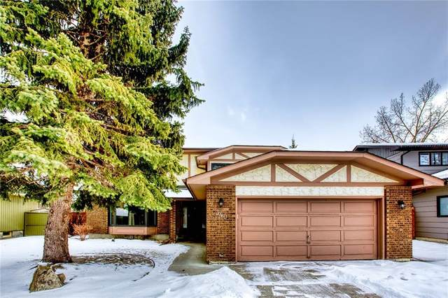 340 Midvalley Drive SE, Calgary, AB T2X 1M6 (#C4288619) :: The Cliff Stevenson Group