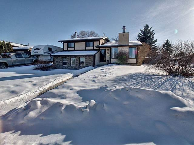 59 Northstar Drive, Lacombe, AB T4L 1R7 (#C4288710) :: The Cliff Stevenson Group