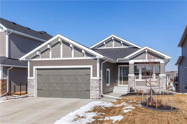 349 Bayside Crescent SW, Airdrie, AB T4B 4H1 (#C4288723) :: The Cliff Stevenson Group