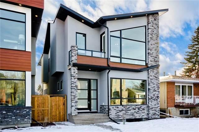 2612 29 Street SW, Calgary, AB T3E 2K5 (#C4288732) :: Calgary Homefinders