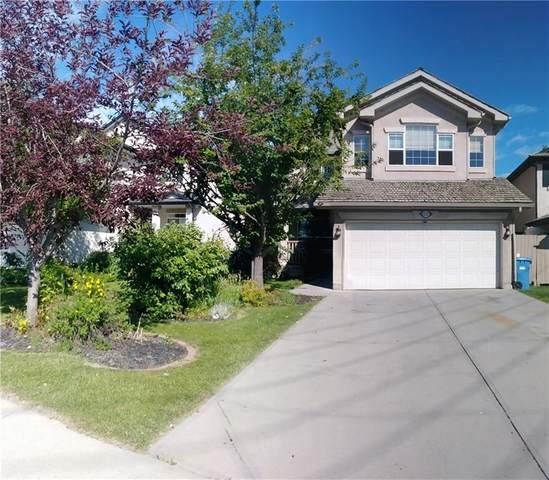 1127 Harvest Hills Dr NE, Calgary, AB T3K 5C5 (#C4288750) :: The Cliff Stevenson Group