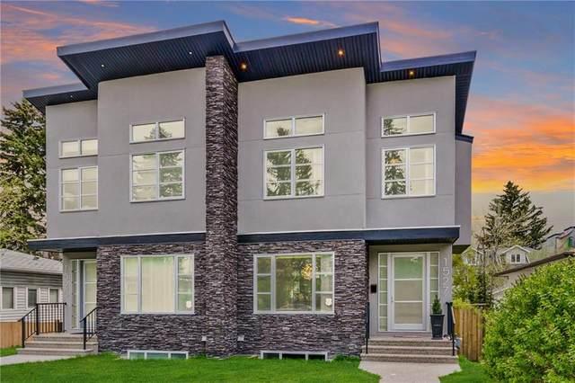 1527 33 Avenue SW, Calgary, AB T2T 1Y4 (#C4288772) :: The Cliff Stevenson Group
