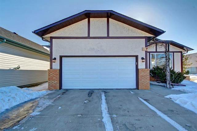 88 Woodside Close NW, Airdrie, AB T4B 2C7 (#C4288787) :: The Cliff Stevenson Group