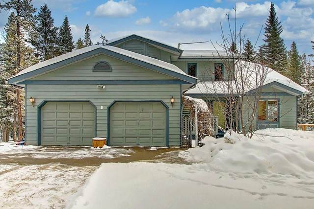 316 Wild Rose Close, Bragg Creek, AB O0O 0O0 (#C4288838) :: The Cliff Stevenson Group