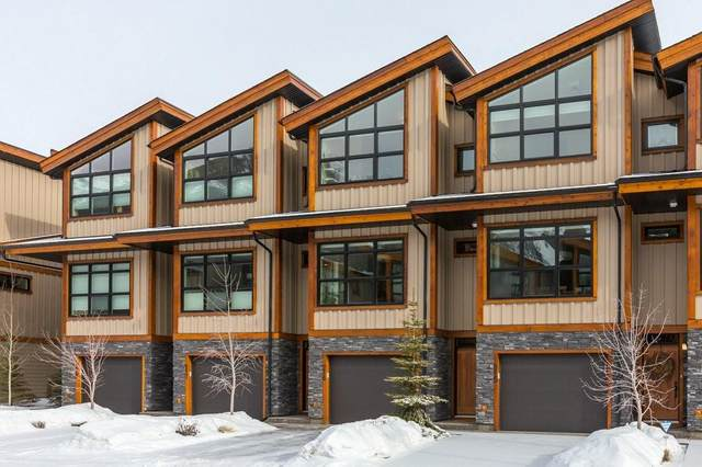 216 Riva Heights, Canmore, AB T1W 3L4 (#C4288882) :: The Cliff Stevenson Group
