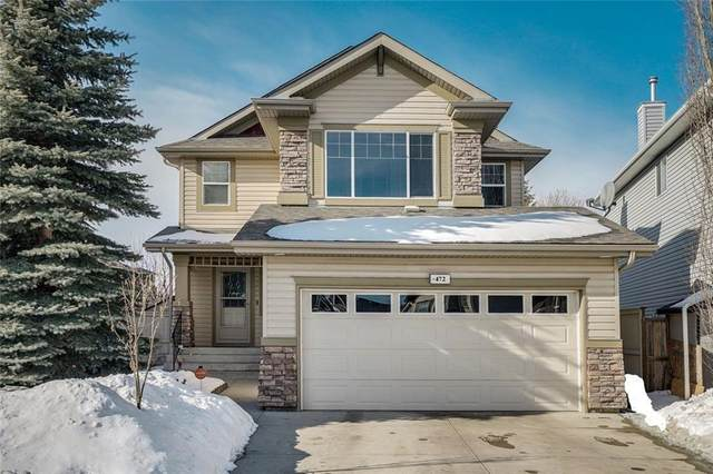 472 Royal Oak Heights NW, Calgary, AB T3G 5S4 (#C4288885) :: ESTATEVIEW (Real Estate & Property Management)