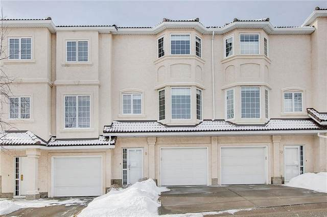 8 Hamptons Link NW, Calgary, AB T3A 5V9 (#C4288905) :: The Cliff Stevenson Group