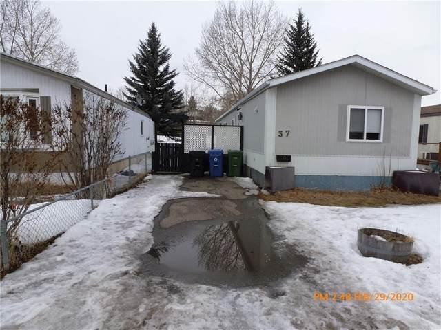 9090 24 Street SE #37, Calgary, AB T2C 2H4 (#C4288929) :: The Cliff Stevenson Group