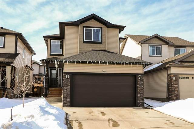 128 Wildrose Drive, Strathmore, AB T1O 0G5 (#C4288941) :: The Cliff Stevenson Group