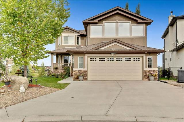 522 High Park Court NW, High River, AB T1V 0A4 (#C4288946) :: The Cliff Stevenson Group