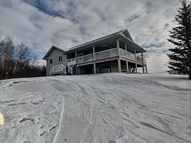 13 Macdonald Drive, Rural Stettler County, AB T0C 3B0 (#C4288947) :: Canmore & Banff