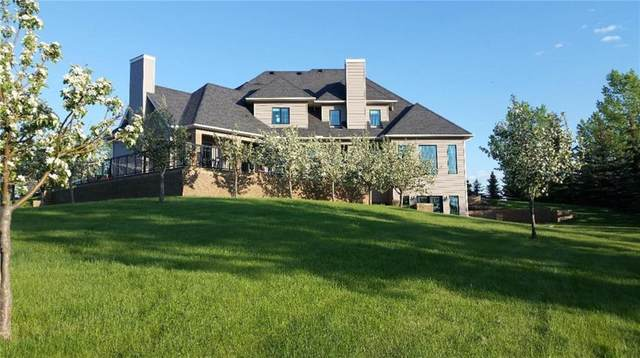 7 South Valley Boulevard, Rural Rocky View County, AB T3R 1H8 (#C4288954) :: The Cliff Stevenson Group