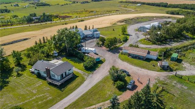 257001 112 Street W, Rural Foothills County, AB T1S 0W1 (#C4288979) :: The Cliff Stevenson Group
