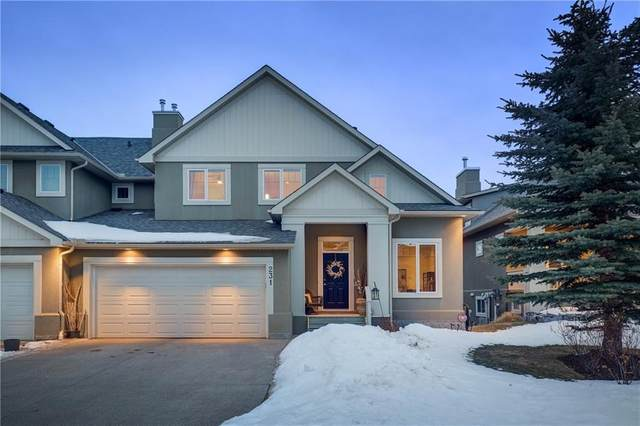 231 Whispering Water Way, Rural Rocky View County, AB T3Z 3T4 (#C4288999) :: The Cliff Stevenson Group