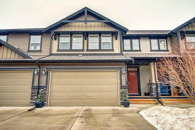 1086 Williamstown Boulevard NW #1603, Airdrie, AB T4B 3T9 (#C4289011) :: The Cliff Stevenson Group