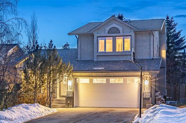 140 Shannon Crescent SW, Calgary, AB T2Y 2T7 (#C4289056) :: The Cliff Stevenson Group