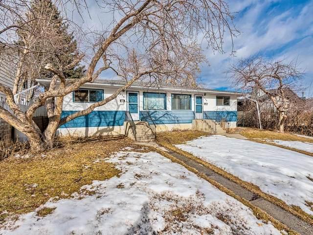 934 & 936 30 Avenue NW, Calgary, AB T2K 0A1 (#C4289081) :: The Cliff Stevenson Group