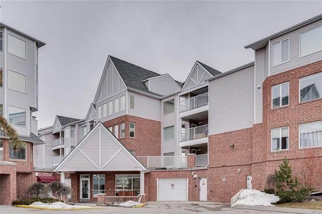 Hawksbrow Point(E) NW #1207, Calgary, AB T3G 4C9 (#C4289089) :: The Cliff Stevenson Group