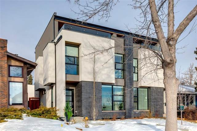 3917 17 Street SW, Calgary, AB T2T 4P3 (#C4289103) :: The Cliff Stevenson Group