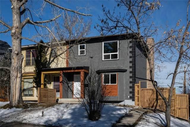 11137 Sacramento Drive SW, Calgary, AB T2W 0J5 (#C4289104) :: The Cliff Stevenson Group