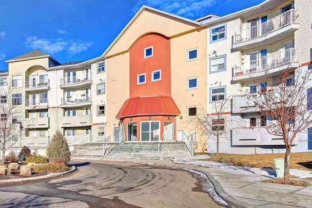 700 Willowbrook Road NW #2311, Airdrie, AB T2B 2B7 (#C4289152) :: The Cliff Stevenson Group