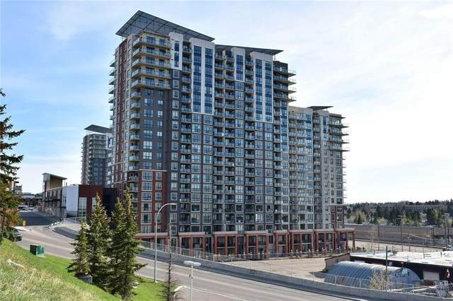 8710 Horton Road SW #1912, Calgary, AB T2V 0P7 (#C4289156) :: The Cliff Stevenson Group