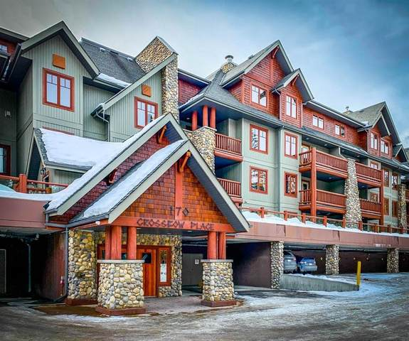 170 Crossbow Place #215, Canmore, AB T1W 3H4 (#C4289175) :: The Cliff Stevenson Group