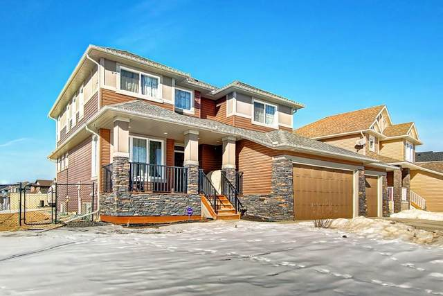 375 Boulder Creek Crescent S, Langdon, AB T0J 1X3 (#C4289177) :: The Cliff Stevenson Group
