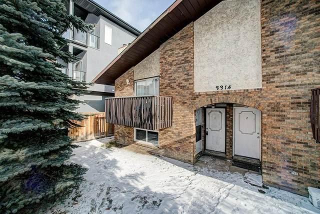 3314 Centre Street NE #4, Calgary, AB T2E 2X8 (#C4289198) :: The Cliff Stevenson Group