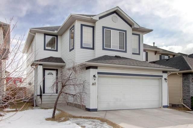 143 Cranfield Circle SE, Calgary, AB T3M 1H1 (#C4289206) :: Western Elite Real Estate Group