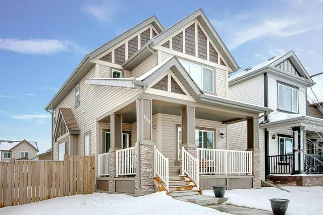168 Copperpond Rise SE, Calgary, AB T2Z 1Z4 (#C4289230) :: Western Elite Real Estate Group