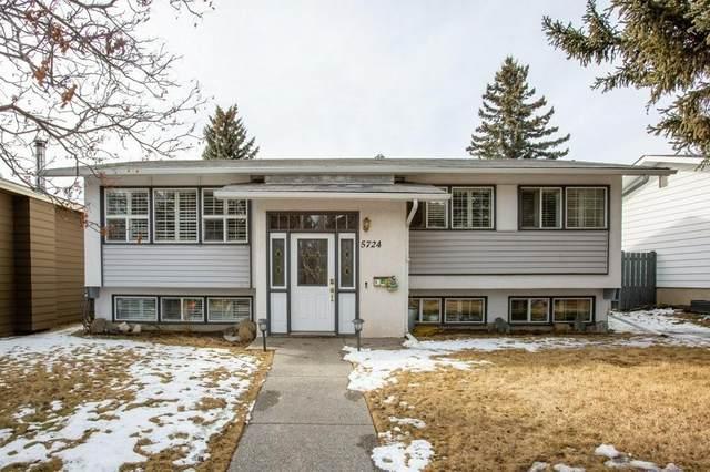 5724 Lodge Crescent SW, Calgary, AB T3E 5Y7 (#C4289236) :: The Cliff Stevenson Group
