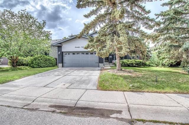 92 Deermeade Road SE, Calgary, AB T2J 5Z5 (#C4289250) :: The Cliff Stevenson Group