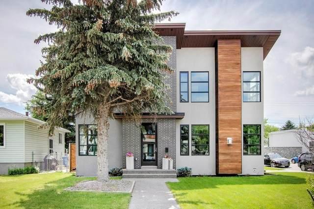 2539 2 Avenue NW, Calgary, AB T2V 3J4 (#C4289251) :: Western Elite Real Estate Group