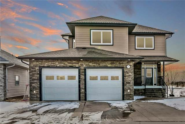 1507 Sunshine Place SE, High River, AB T1V 1L3 (#C4289272) :: The Cliff Stevenson Group