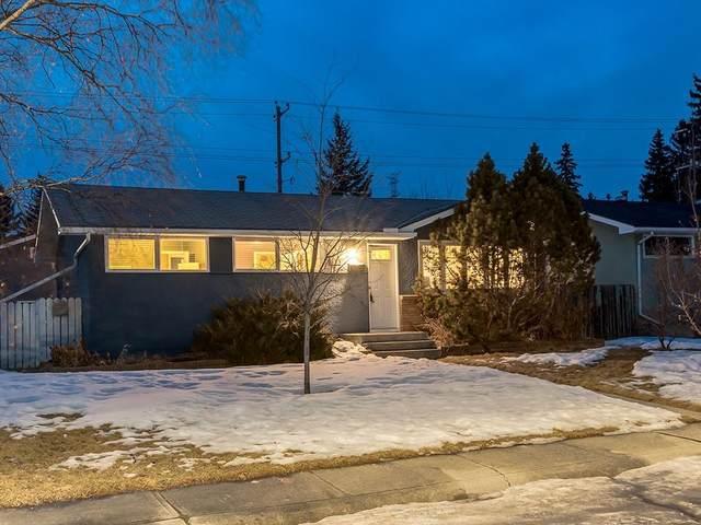 38 Wakefield Drive SW, Calgary, AB T3C 2W7 (#C4289274) :: The Cliff Stevenson Group