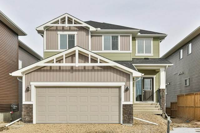 197 Bayside Loop, Airdrie, AB T4B 3W7 (#C4289296) :: The Cliff Stevenson Group